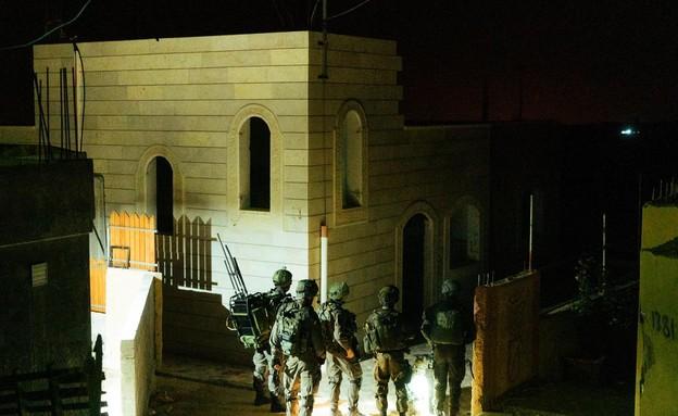 הריסת בית המחבלים שרצחו את דביר שורק ז