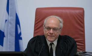 שופט בית המשפט העליון ניל הנדל (צילום: יונתן זינדל, פלאש 90)