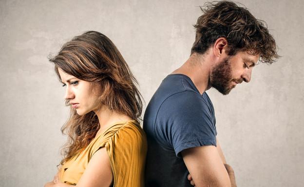 בני זוג רבים (צילום: Ollyy, shutterstock)