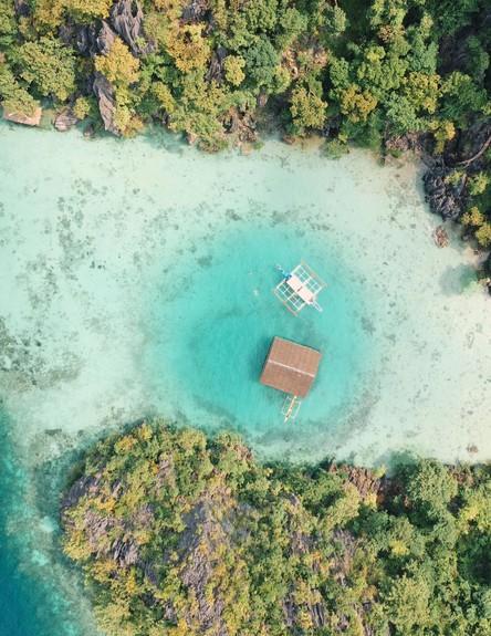 Twin Lagoon (צילום: תם ביקלס)