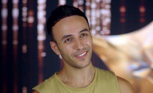 הכירו את יהודה גברה (צילום: מתוך: הכוכב הבא לאירוויזיון 2020, קשת 12)