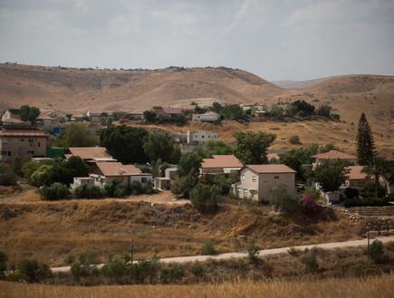 שדמות מחולה בבקעת הירדן (צילום: הדס פרוש, פלאש 90)