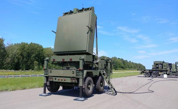 """מערכת המכ""""ם הישראלית MMR  (צילום: התעשייה האווירית)"""