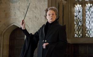 """מגי סמית' - """"הארי פוטר"""" (צילום: יח""""צ באדיבות yes)"""