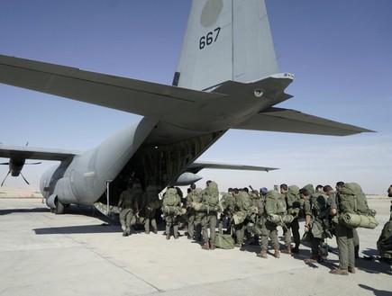תרגיל עוצבת הקומנדו וחיל האוויר בקפריסין