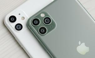אייפון 11 (צילום: ALDECAstock, shutterstock)