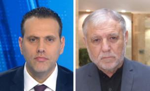 מיקי זהר ומאיר כהן (עיבוד: חדשות 12)