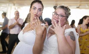 חתונה רוני ומעין (צילום: FlashBack צילום ומגנטים לאירועים)