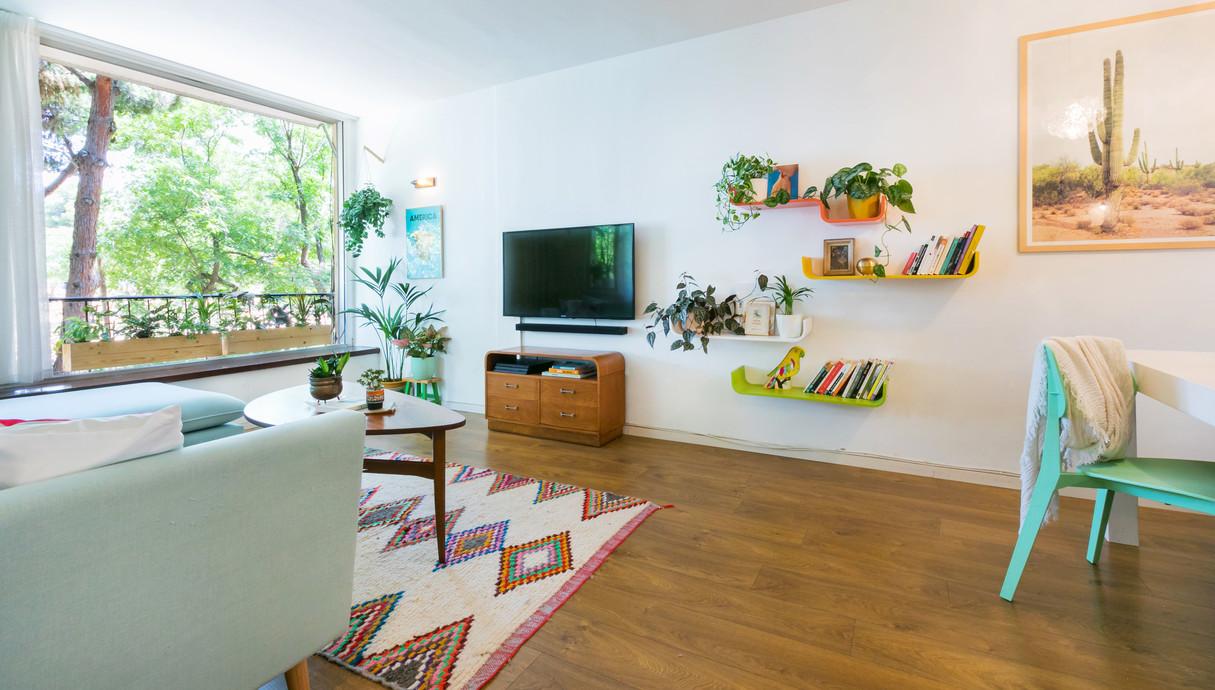 דירה בצפון תל אביב, עיצוב דיקלה מנחם טבת - 16