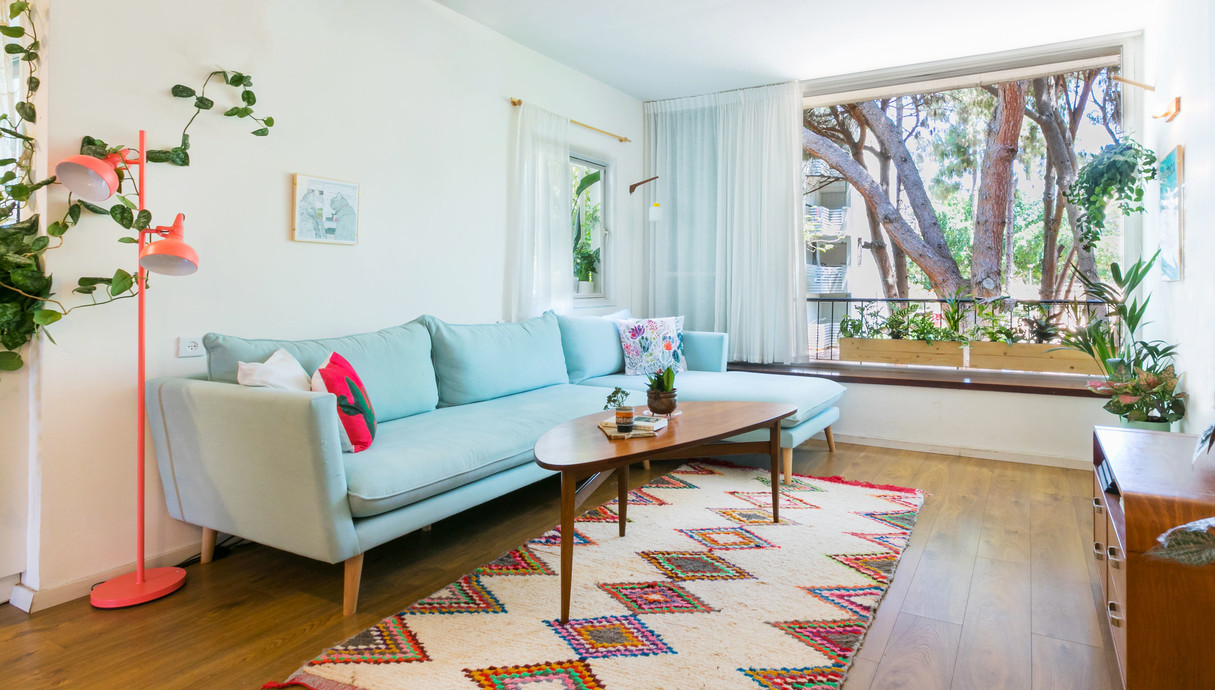 דירה בצפון תל אביב, עיצוב דיקלה מנחם טבת - 17