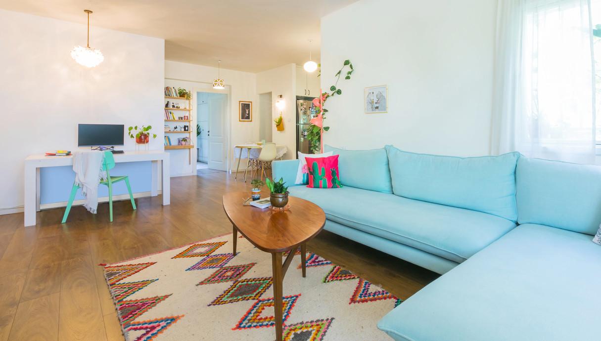 דירה בצפון תל אביב, עיצוב דיקלה מנחם טבת - 21
