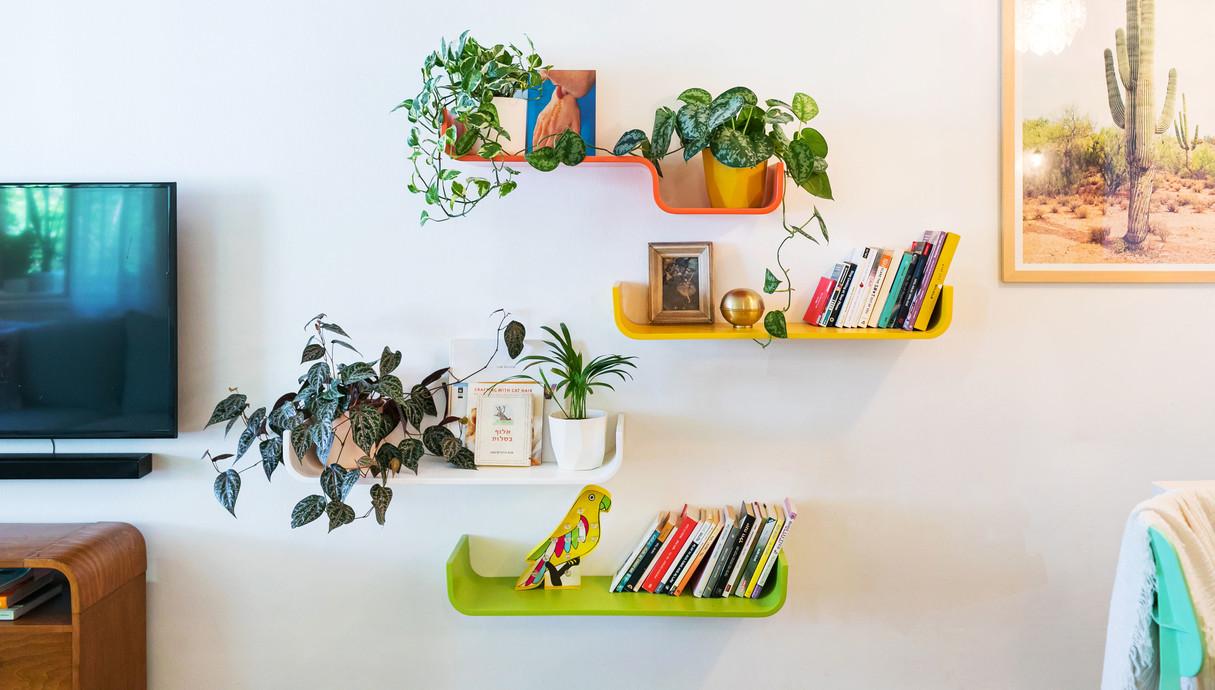 דירה בצפון תל אביב, עיצוב דיקלה מנחם טבת - 25