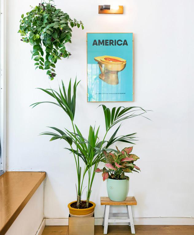 דירה בצפון תל אביב, ג, עיצוב דיקלה מנחם טבת - 6