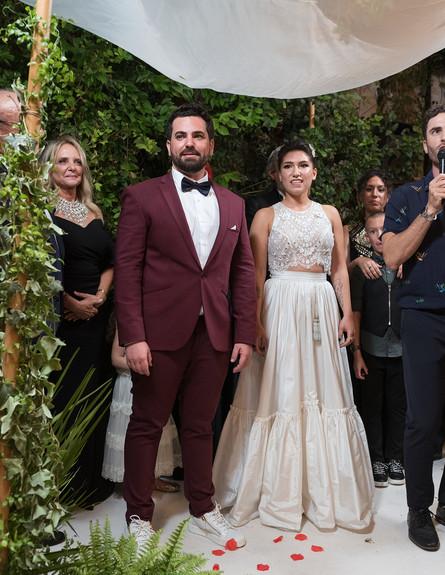 חתונה קרני ואיל