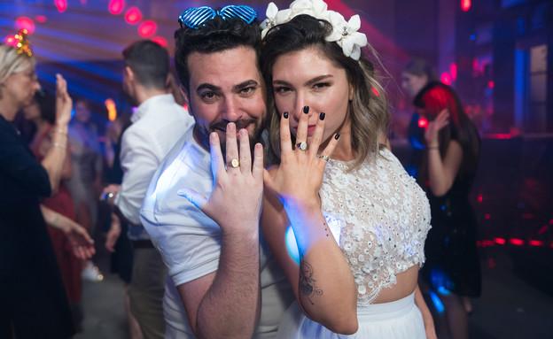 חתונה קרני ואיל (צילום: LUZ | לוז )