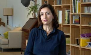 אורית דקל, כתבה פוסט נגד איילן גולן (צילום: החדשות 12)