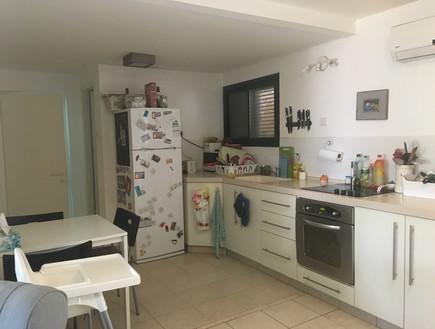 בית בערבה, עיצוב תניה פוניס אלון, לפני שיפוץ - 2 (צילום: תניה פוניס אלון)