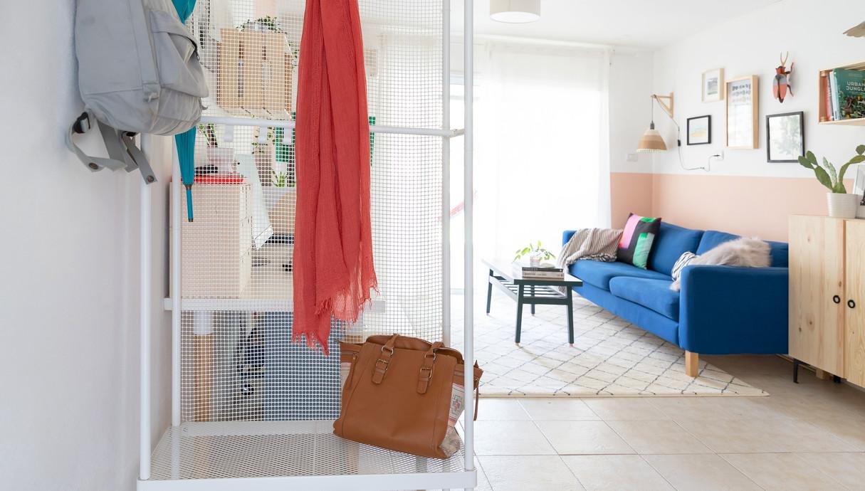 בית בערבה, עיצוב תניה פוניס אלון - 11