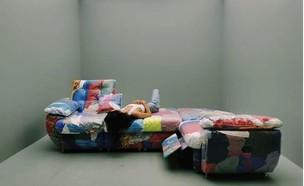 ספה (צילום: אינסטגרם bxldny)