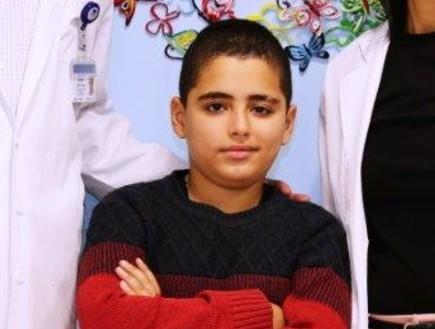 גמאל אללחאם (צילום: בית חולים איכילוב )