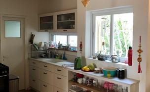 דירה בצפון תל אביב, עיצוב דיקלה מנחם טבת,לפני (צילום: דיקלה מנחם טבת)