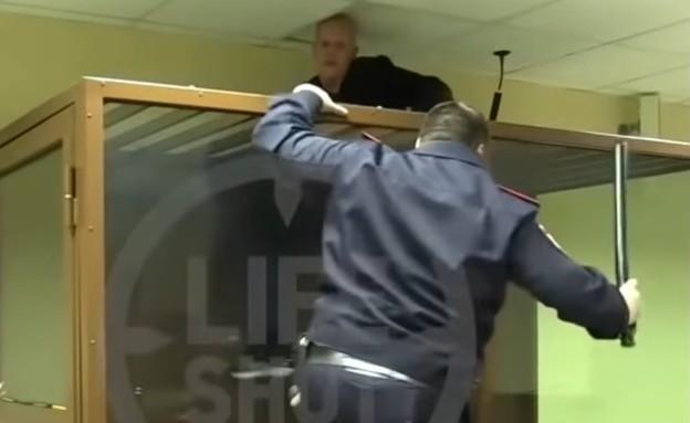 ליאוניד גרייסר (צילום: TRASH YouTube)