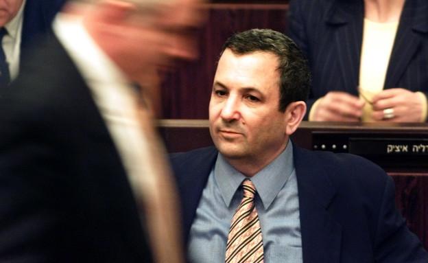 אהוד ברק ובנימין נתניהו ב-1998 (צילום: שי פרנקו, רויטרס)