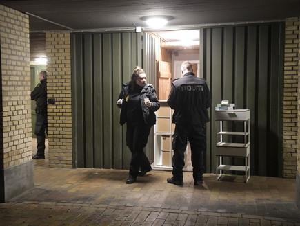 פשיטה בדנמרק על חוליית טרור
