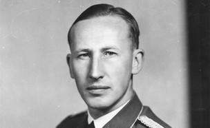 ריינהרד היידריך (צילום: history_of_worldwars, instagram)