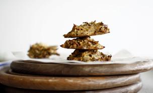 לביבות עדשים וכרובית (צילום: אפיק גבאי, אוכל טוב)