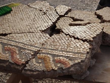 חפירה ארכיאולוגית באשקלון