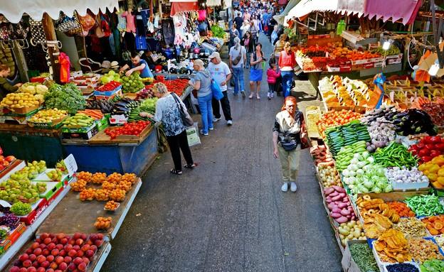 שוק הכרמל בתל אביב