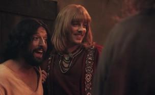 """הפיתוי הראשון של ישו (צילום: יח""""צ באדיבות Netflix)"""