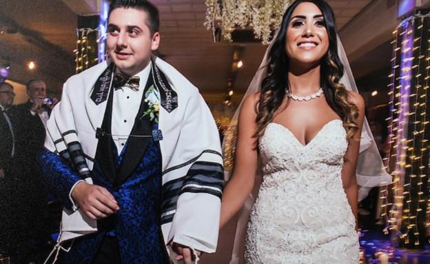 סאימה ומייק חתונה