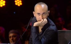 """השיר של אסף אמדורסקי (צילום: מתוך """"הכוכב הבא לאירוויזיון 2020"""", קשת 12)"""