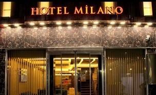 מלון מילאנו באיסטנבול (צילום: אינסטגרם)
