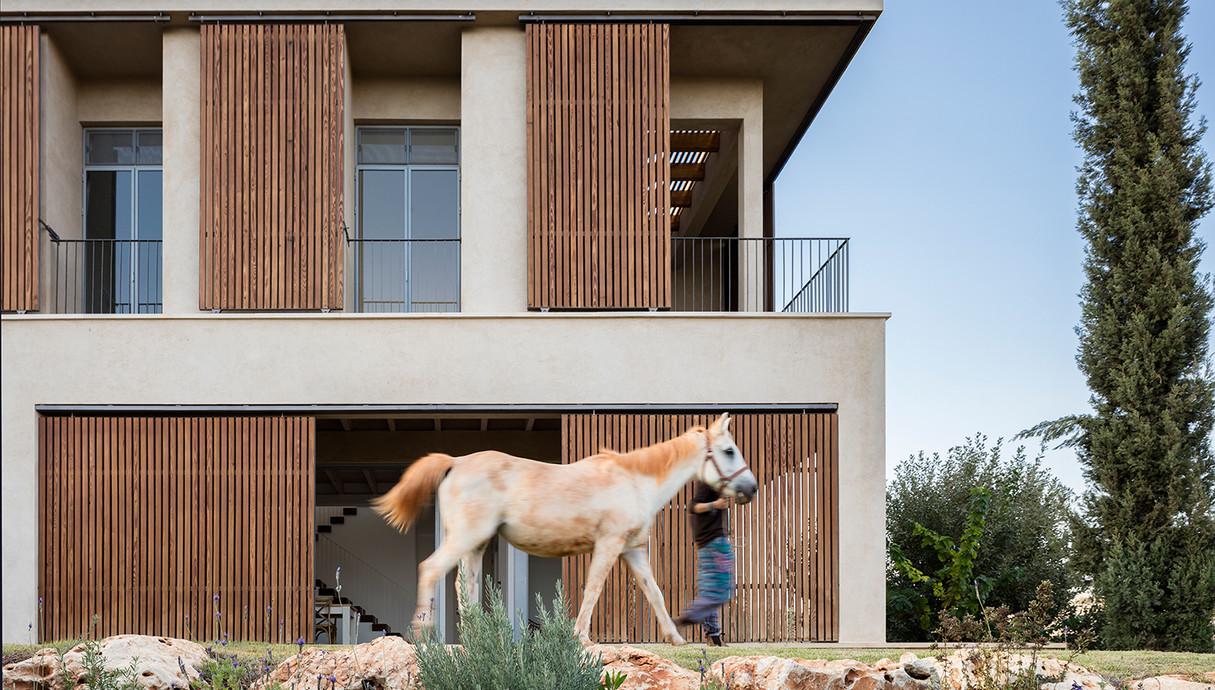 גולני אדריכלים, בית בגליל - 4