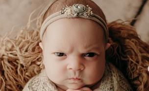 לונה מוזה התינוקת (צילום: sharon mccutcheon, פייסבוק)