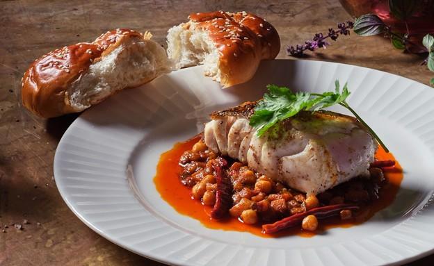 אלטה בכנרת מסעדת דגים  (צילום: אנטולי מיכאלו, יחסי ציבור)