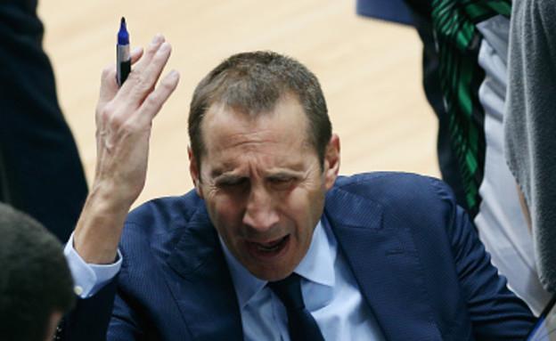 דיוויד בלאט (צילום:  Vladimir Kraynov/Euroleague Basketball via Getty Images)