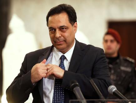 חסן דיאב ראש הממשלה הלבנוני המיועד