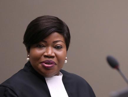 פאטי בנסודה, תובעת בבית הדין הבינלאומי הפלילי בהאג