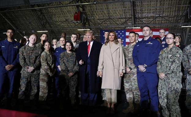 הנשיא האמריקני בטקס ההשקה של