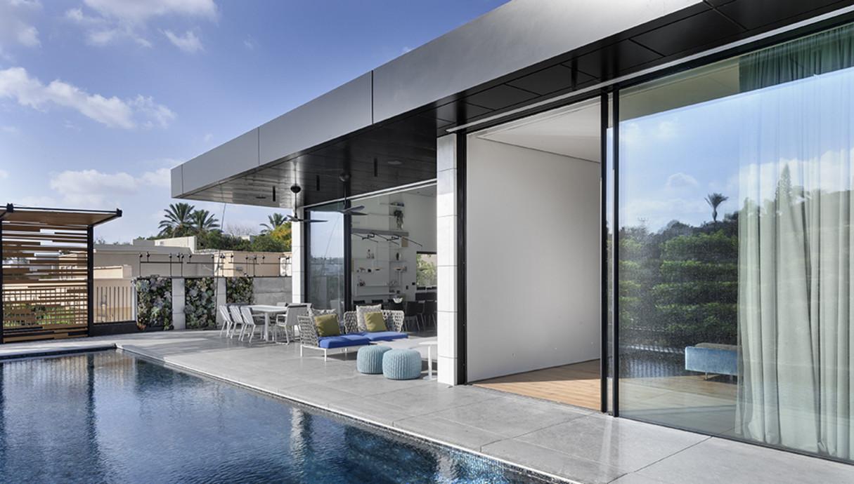 הבית בגבעת טל, וי סטודיו אדריכלים