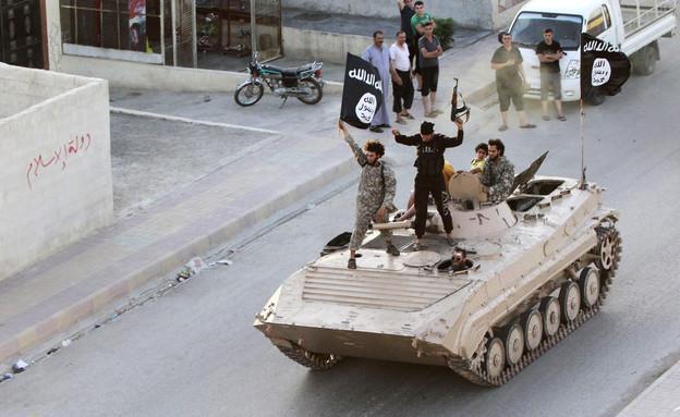 תחילת עידן דאעש (צילום: Stringer, reuters)
