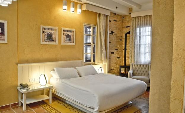 מלון טמפלרס (צילום: רמי זרנגר)
