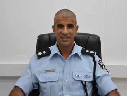 ראש מדור תאונות דרכים במשטרת התנועה סגן ניצב משה כהן