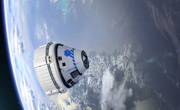 """רכב החלל של נאס""""א ובואינג (צילום: NASA)"""