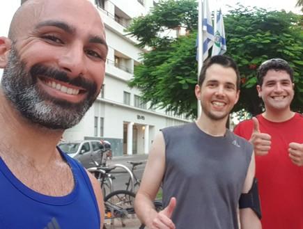 קבוצת ריצה BIGID