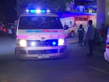 11 נהרגו ו-300 נפגעו משתיית יין בפיליפינים